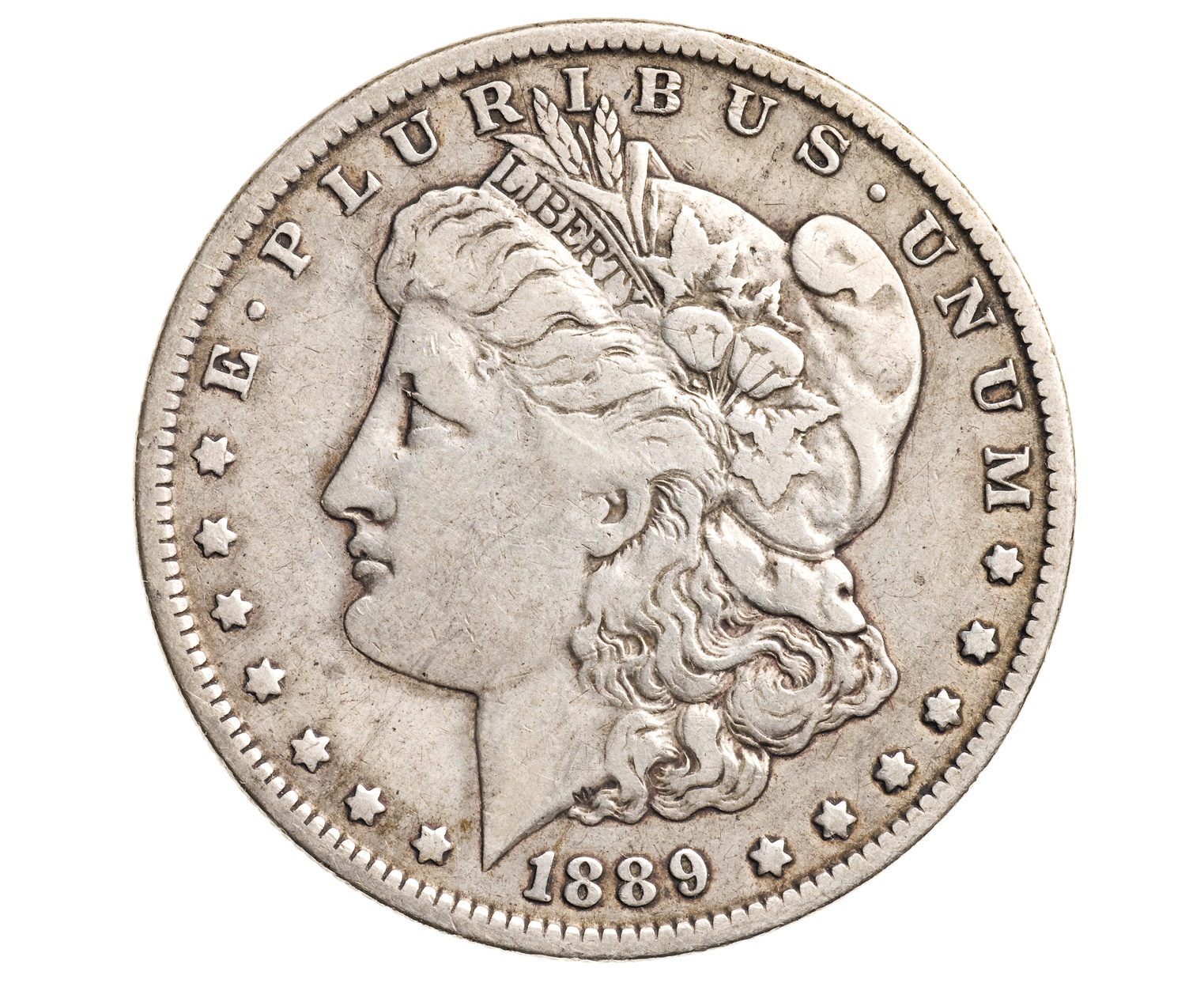 Silver Dollar - Coin Magic Tips